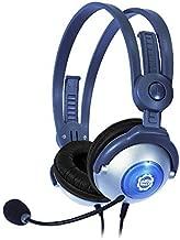 Kidz Gear Deluxe Headset Headphones with Boom Mic - Gray