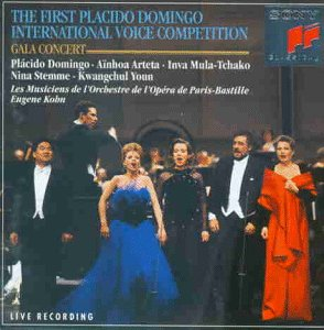 The First Placido Domingo International Voice Competition ~ Gala Concert