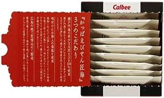<カルビー>かっぱえびせん匠海(たくみ) 10枚入