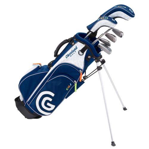 Cleveland - Golf Junior - Golfschläger-Komplettset für Herren, C0035549, Wie abgebildet, 7-9 ans