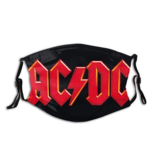 mascherine queen Jimoon Acdc Classic Logo Protezione per il viso