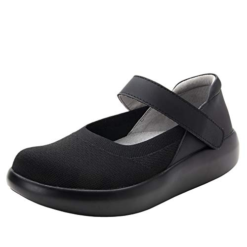 Alegria Olivia Womens Shoes Black 7 M US