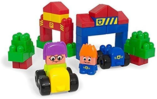 últimos estilos Miniland  1 1 1 Blocks Super City Set by Miniland  primera reputación de los clientes primero