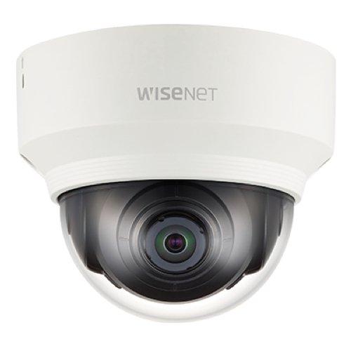 Samsung XND-6010 2MP 1080p Dome IP CCTV-camera - 2,4 mm lens, Vandal Proof, WDR
