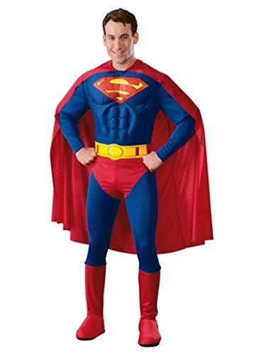 - Herren Deluxe Superman Man Of Steel Kostüme