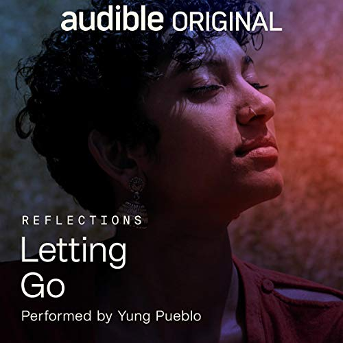 Letting Go Audiobook By Yung Pueblo cover art