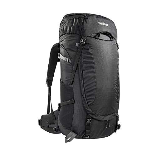 Tatonka Noras 65+10 - Trekkingrucksack mit Frontzugriff - für Herren und Damen, 65 Liter (+10 Liter), Black