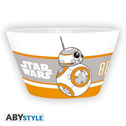ABYstyle - STAR WARS - Tazón - 460 ml - BB8