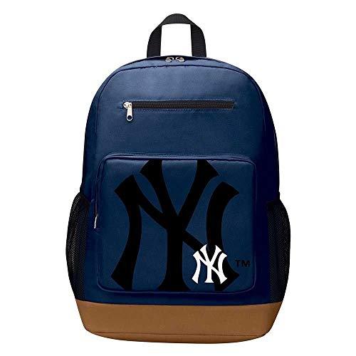 Northwest 1MLB9C3410020RTL New York Yankees Playmaker Rucksack, Grün, One Size
