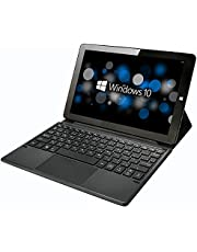 【Windows 10】【Office 機能搭載】GM-JAPAN 575g ! 超軽量 2in1 ノートパソコン タブレット 10.1インチ PC 日本語キーボード Office 付/ Windows 10 / Celeron /メモリ 4GB / SSD 128GB / WIFI / USB3.0 / HDMI / WEBカメラ