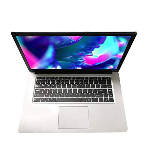 Ba30DEllylelly Multifunktions 15,6-Zoll 1080P Ultradünner Windows 10-Laptop 2G + 32 GB Hochgeschwindigkeitsbetrieb Studieren von Office-Laptops