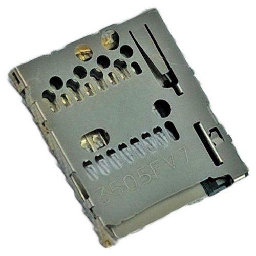 Nokia 206 207 208 220 225 301 603 701 C2-00 C6-01 C7-00 N8-00 original Speicher Karten Leser Karten Slot