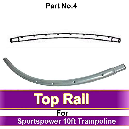 SPARE PARTS Sportspower 10ft Trampoline Top Rail