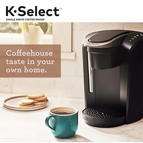 Benefits of the Keurig K-Select