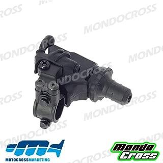 MONDOCROSS Braccialetto porta leva frizione Con decompressore HONDA CRF 250 R 04-09 CRF 450 R 04-08