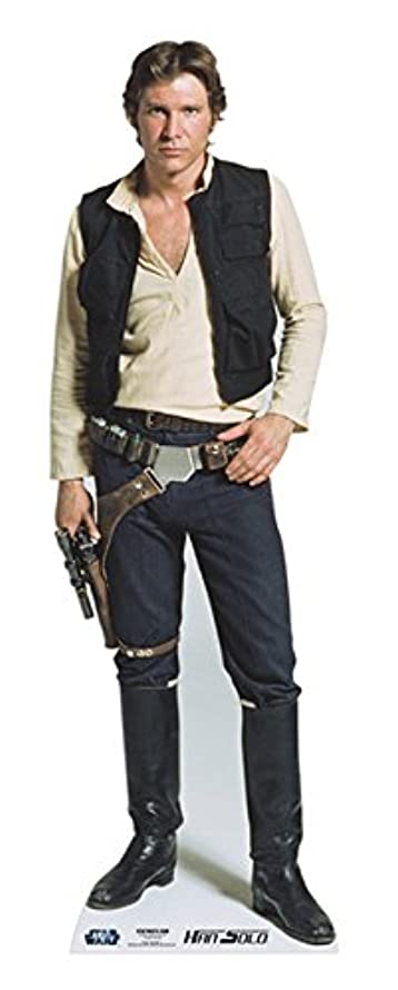 Star Cutouts Cut Out of Han Solo