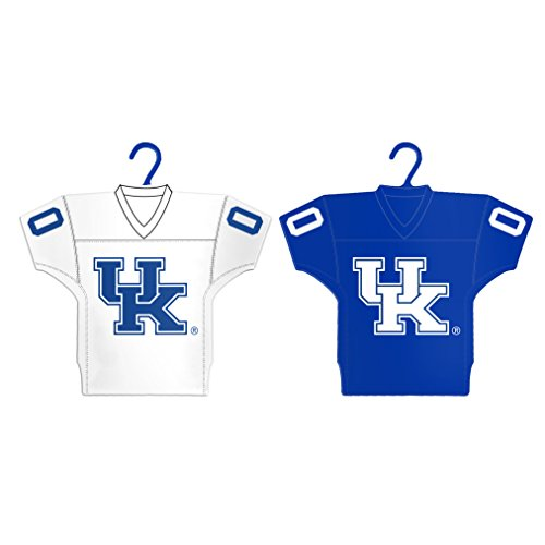 Boelter Brands NCAA Kentucky Wildcats Home & Away Jersey Ornament, 2er Pack