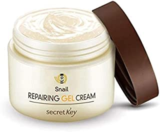 Secret Key snail repairing gel cream - 50 gms