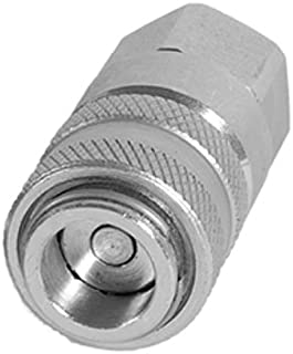 Holmbury DTP04-F-04S Diagnostic Test Point Coupling, Flat Face, 1/4