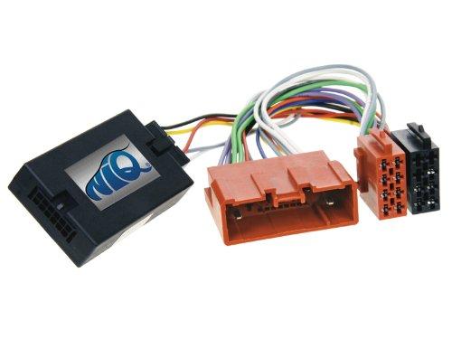 NIQ Lenkradfernbedienungsadapter geeignet für PIONEER Autoradios, kompatibel mit Mazda 2 | 3 | 5 | 6 | 626 | MX-5 | CX-5 | CX-7 | RX-8 | B-Serie Pick-Up | BT-50 | Demio | MPV | Premacy | Tribute