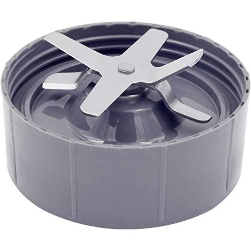 Gesh Cuchilla de repuesto para licuadora, piezas y accesorios, compatible con licuadoras Serie 900 y Serie 600