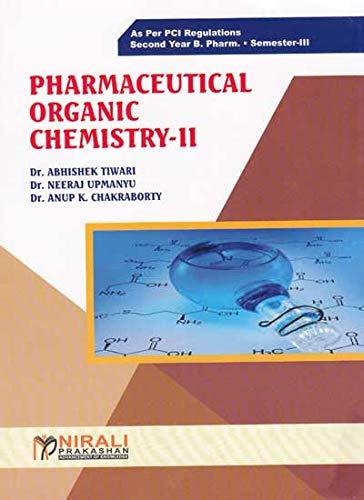 Pharmaceutical Organic Chemistry-II - Semester-III