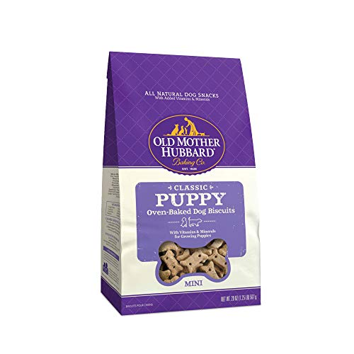 Old Mother Hubbard Crunchy Puppy Treats