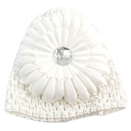 Les Trésors De Lily [Q5217 - Bonnet Enfant 'Petite Lily' Blanc