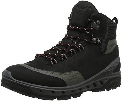 ECCO Damen Biom Venture TR Trekking- & Wanderstiefel, Schwarz (Black Dark Shadow 56340), 41 EU