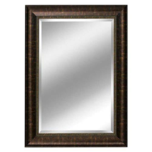 Head West 2079 Wall Mirror, 30.5 x 36.5, Bronze