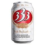 333(バーバーバービール) 缶 [ ピルスナー ベトナム 330ml×24本 ]