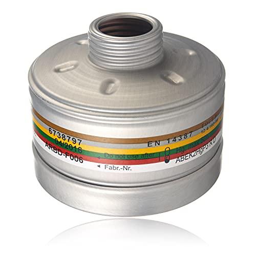 Dräger X-plore Rd40 Kombi-Filter A2B2E2K2Hg P3 für Gase, Dämpfe, Partikel   1 STK.   Filter für Vollmasken X-plore 6300