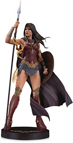 DC Comics Wonder Woman By Jenny Frison Statue