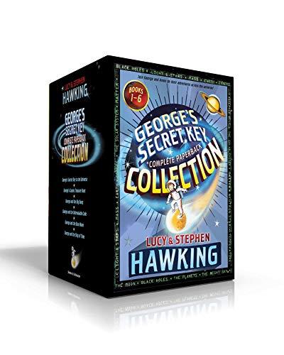 George's Secret Key Complete Paperback Collection: George's Secret Key to the Universe; George's Cosmic Treasure Hunt; George and the Big Bang; George ... the Blue Moon; George and the Ship of Time