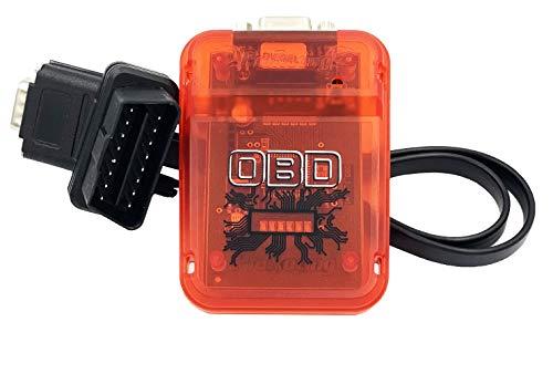 Chip Tuning OBD2 para todos los coches de gasolina.