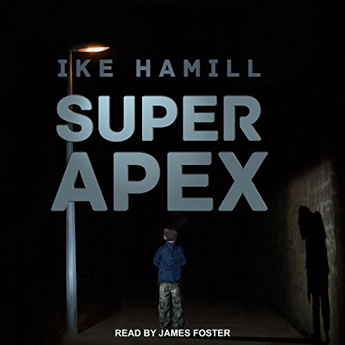 Super Apex audiobook cover art