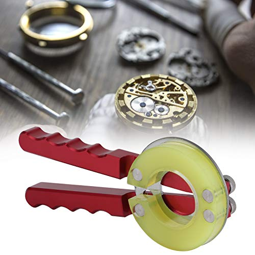 Surebuy Kit de reparación de relojero Herramientas de reparación de Reloj Kit de Herramienta de reparación de Reloj Abridor de Anillo de Bisel de Reloj para Correa de Reloj para reparación de