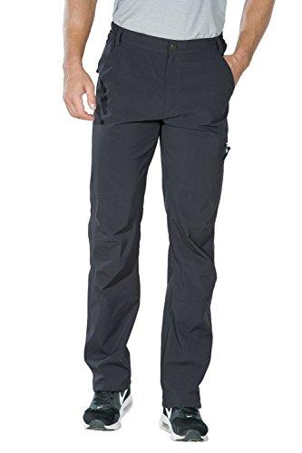 Nonwe Men's Quick Dry Hiking Pants Gray S/32 Inseam