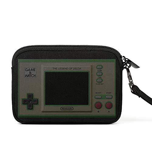 Azicok Étui pour Game & Watch: The Legend of Zelda/Super Mario Bros, semblable type petit SSDnoir
