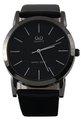 Q&Q Reloj de pulsera analógico negro Q662J502Y