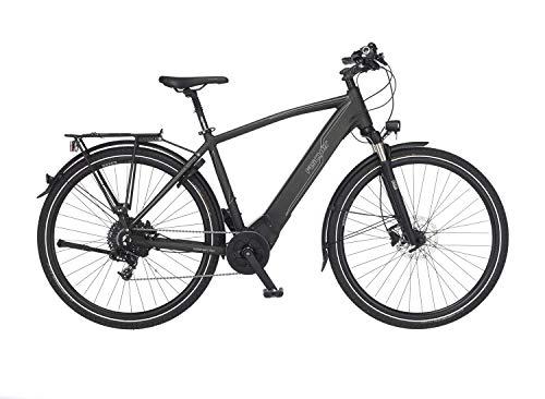 Fischer Herren E-Bike Trekking VIATOR 6.0i, 28 Zoll, RH 50 & 55 cm, Brose Drive S Mittelmotor 90 Nm, 36 V Akku im Rahmen