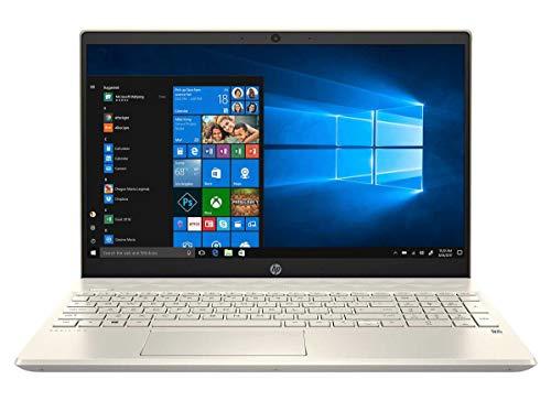 2020 HP 15.6-inch FHD Premium Laptop PC, Intel Quad Core i7-8565U Processor, 16GB DDR4 Memory, 512GB PCIe NVMe SSD, Backlit Keyboard, Bluetooth, Windows 10, Silver