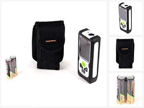 Umarex LaserRange Entfernungsmesser Laser-Range-Master Gi5 080.838A, 1.5 V, Schwarz, Grau