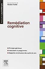 Remédiation cognitive de Nicolas Franck