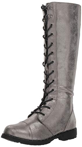 Dirty Laundry by Chinese Laundry Women's Roset Knee High Boot, Grey, 11 M US