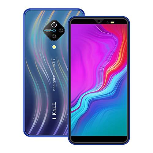 I KALL K210 Smartphone (Blue, 2GB, 16GB)
