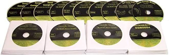 Karaoke Music CDG: Sweet Georgia Brown 66 CD+G Library Collection(Best Deal!) by N/A (0100-01-01)
