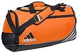 adidas Unisex Team Speed Medium Duffel, Team Orange/Black, ONE SIZE