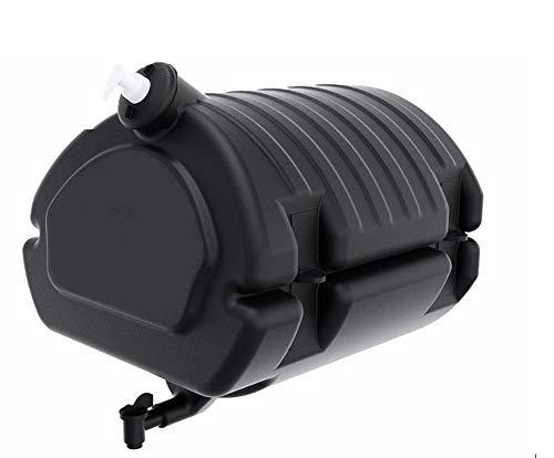Fahrzeugbedarf Wilms Wasserbehälter Wassertank Premium 50l mit Hahn & Seifenspender LKW Camping