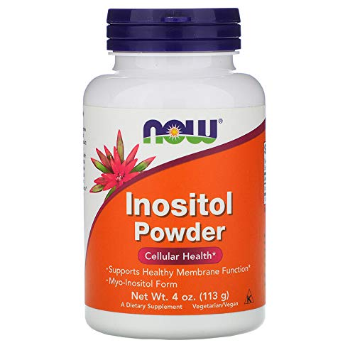 NOW Inositol Powder, 113 g